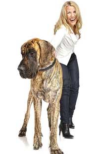 Heidi ja koira